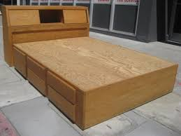 King Size Bed With Storage Underneath Bedroom Queen Size Captains Bed Captains Bed Queen King Size