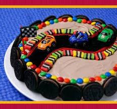 race car themed birthday cake u0026 cake stand car cakes boy cakes