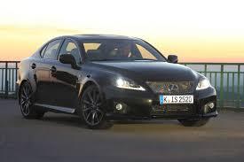 lexus minivan 2012 2012 lexus is f is more sporty and aerodynamic