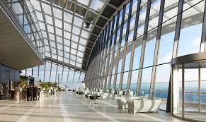 london glass building sky garden skygarden