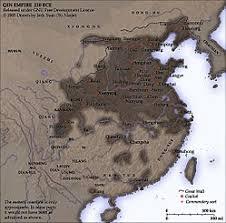 isi layout peta dinasti qin wikipedia bahasa melayu ensiklopedia bebas