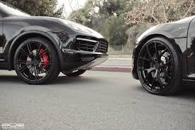 Porsche Cayenne With Rims - pur audi r8 u0026 porsche cayenne 4our u0026 9ine monoblock