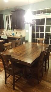 dining trestle table 137 best trestle and pedestal tables images on pinterest