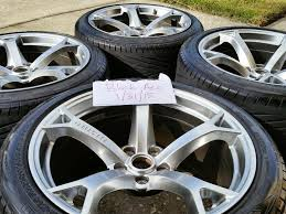 nissan 370z oem wheels for sale 370z nismo wheels nissan 370z forum