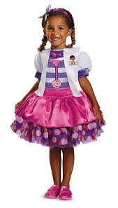 toddler girls halloween costume amazon com disney doc mcstuffins tutu deluxe toddler costume