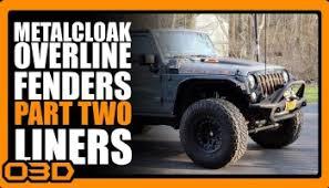 my jeep wrangler jk part 1 metalcloak front overline fender install 2015 jeep wrangler