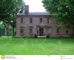 New England Style Home Plans 100 Old Colonial House Plans Colonial Style House Plan 3