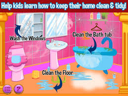 princess doll house cleaning android apps on google play