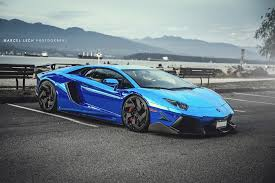 future lamborghini aventador emerging from the darkness blue chrome aventador on pur wheels