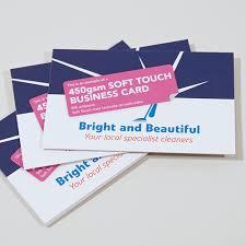 Matt Laminated Business Cards 450gsm Soft Touch Matt Laminated Business Cards Templatecloud