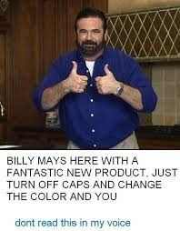 Billy Mays Meme - billy mays here the meta picture