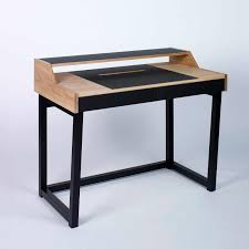 Secretary Desks For Small Spaces by Office Furniture Modern Office Desk Furniture Medium Bamboo Wall