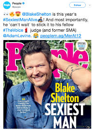 Blake Meme - blake shelton cover blake shelton named sexiest man alive know