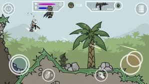 doodle army apk doodle army 2 mini militia mod apk 4 0 42 pro pack purchased