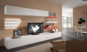 Wall Units With Storage Interior Design Awesome Modern Wall Units With Recessed Lighting