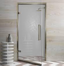 Inward Opening Shower Door Ponente Inward Opening Glass Shower Enclosures Majestic Shower