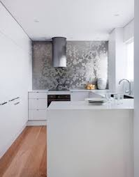 Metal Backsplash Tiles For Kitchens Karim For Alloy Ubiquity Mosaic Tile In Brushed Stainless Steel
