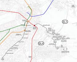Boston Red Line Map by City Point Mbta Station Wikipedia