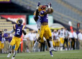 lsu u0027s young defenders step up in spring game nola com