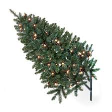 Real Christmas Trees Ipswich Artificial Snow Prelit Christmas Trees The Range