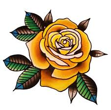 rose tattoo clip art library