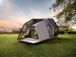 Different House Designs A Different Kind Of Home Delivery Yanko Design