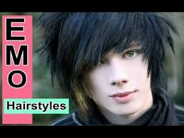 emo hairstyles for really curly hair emo hairstyles for guys with thick long medium short curly hair