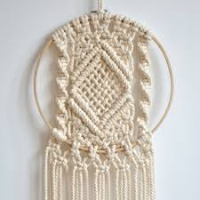 Macrame Home Decor by Aliexpress Com Buy Macrame Wall Hanging Decoration Wall Art