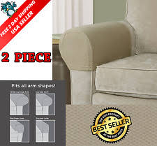 Sofa Armrest Cover Chair Armrest Covers Ebay