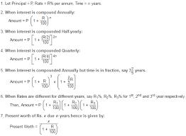 compound interest u2013 icse solutions for class 10 mathematics