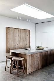 cuisine bois beton cuisine bois beton stunning all black kitchen with cuisine bois