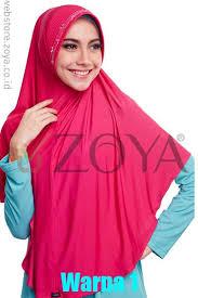 jilbab zoya koleksi kerudung zoya terbaru