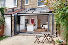 kitchen diner extension ideas family kitchen extension updated real homes