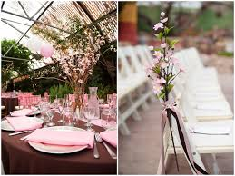 Cherry Blossom Wedding Pink And Brown Japanese Cherry Blossom Themed Wedding 20 Fab You