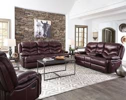 washington chocolate reclining sofa three posts washington reclining configurable living room set