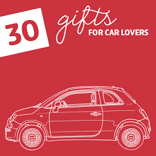30 gifts for car and enthusiasts dodo burd
