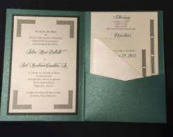 custom handmade wedding stationery and paper by ericksondesign