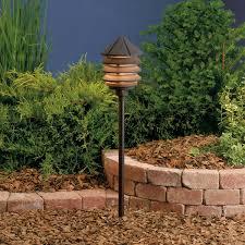 kichler landscape path lights kichler architectural outdoor path lighting fixture bronze
