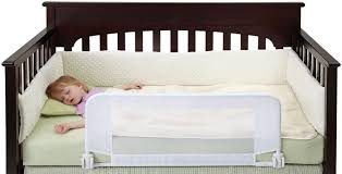 Baby Sleeper In Bed Top 7 Baby And Toddler Bed Rails Ebay