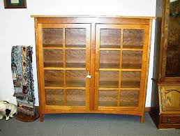 Cherry Bookcase With Glass Doors 25 Best Bookcases With Glass Doors Images On Pinterest