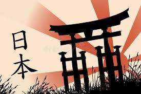 japanese style japanese style stock vector illustration of nature heritage