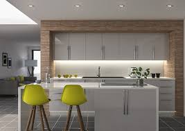 gloss kitchen ideas kitchen ideas ultragloss light grey gloss kitchen ideas