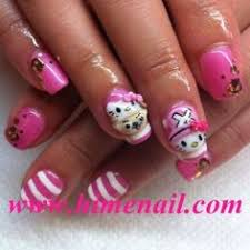 butterfly nails www himenails com japanese nail artist tustin
