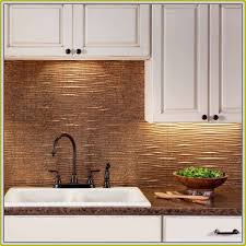 kitchen backsplash metal tiles stainless steel backsplash copper