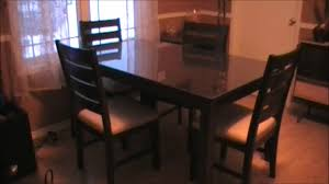 Dining Room Set 7 Piece 7 Piece Dinette Set Signature Design By Ashley Youtube