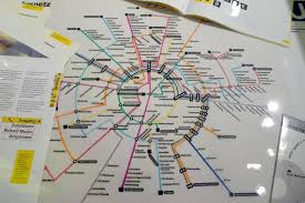 Berlin Metro Map by Historical Concept Map Circular Berlin U And Transit Maps