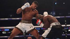 knockout artists charles martin and anthony joshua predict