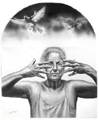 janet shafner artist recent drawings dove u0026 raven
