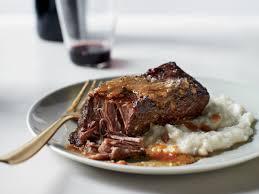 stout braised short ribs recipe food u0026 wine