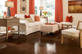 Living Room With Laminate Flooring Steel City Hardwood Floor Co Inc